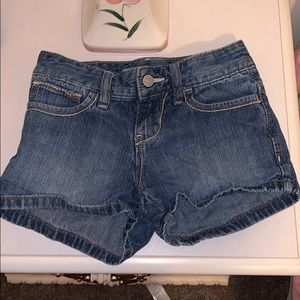 Pre-loved Old Navy denim shorts